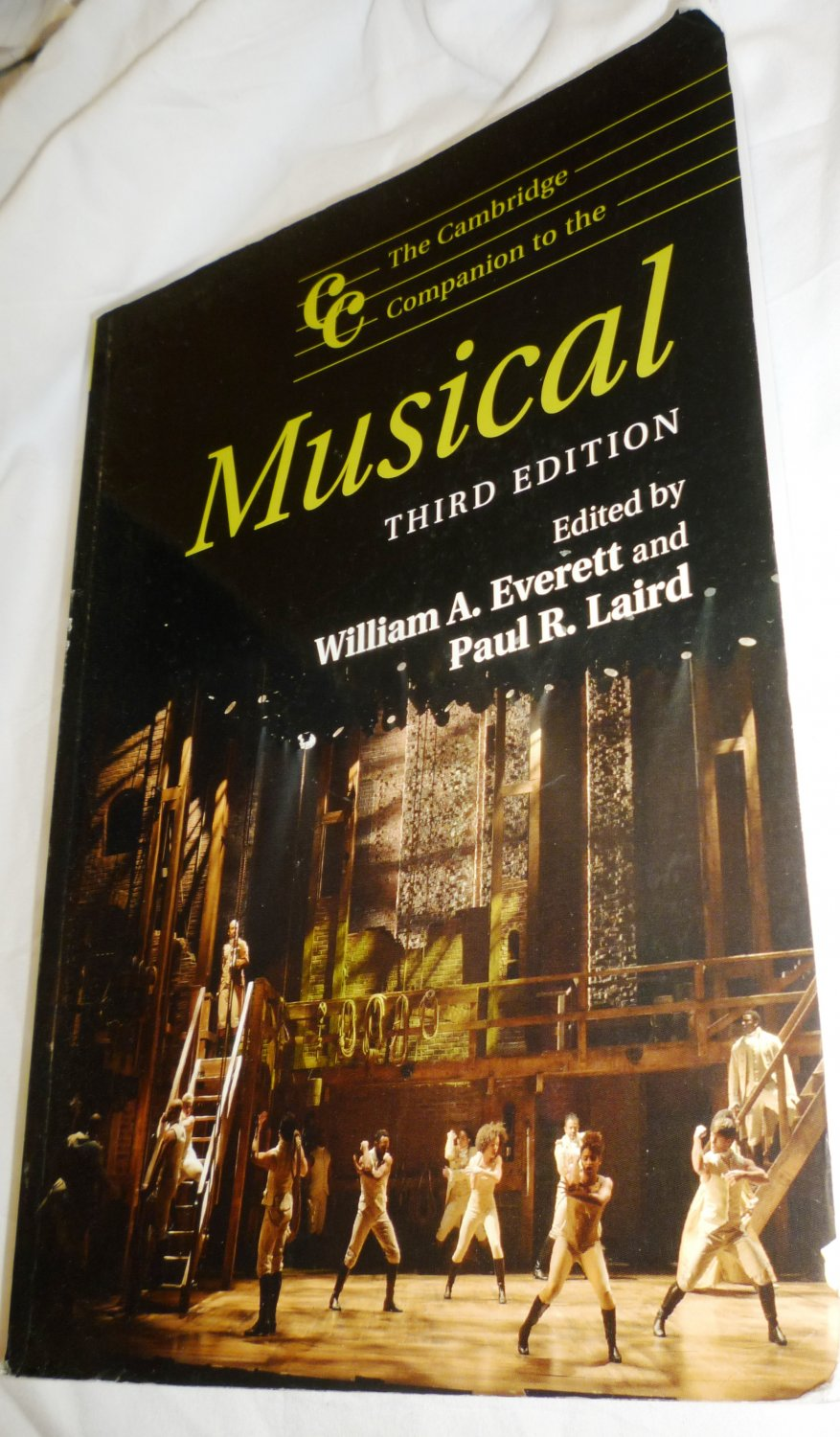 THE CAMBRIDGE COMPANION TO THE MUSICAL 3RD EDITION by EVERETT AND LAIRD