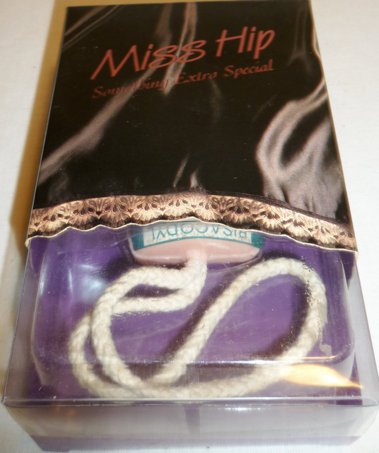 LUXURY GUEST FRAGRANCE COLLECTION SOAP ON A ROPE BUTTOCKS BUTT