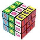 Letter Sudoku Smooth Rubik  Cube Child Education Gift Toy Magic Puzzle