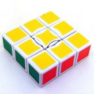 1X3X3 Rubick Rubix Competitive Magic Cube Puzzle Game Intelligence Toy Gift
