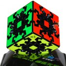 3x3x3 3D Gear  Speed Rubic Rubik Magic Cube Puzzle Education Toy Game For Gift