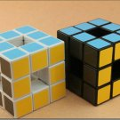 3x3x3 Speed Void Cube Rubick Rubix Rubic Magic  Puzzle Cube Game Toy Gift