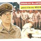 Douglas McArthur - General - 2009 Topps Heritage Card # 24