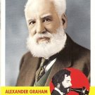 Alexander Graham Bell - Inventor 2009 Topps Heritage Card # 44