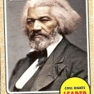 Fredrick Douglas - Civil Rights Leader 2009 Topps Heritage Card # 54