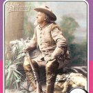 """Buffalo Bill"" Cody - Enterainer 2009 Topps Heritage Card # 81"
