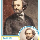 Samuel Colt - Industrialist 2009 Topps Heritage Card # 95