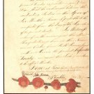 The Treaty Of Paris - 2009 Topps Heritage Card # 105