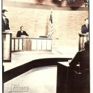 First Televised Presidential Debate - 2009 Topps Heritage Card # 122