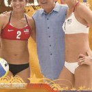 Misty May-Treanor & Kerri Walsh - American Celeberties-2009 Topps Heritage Card # AC10