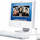Apple iMac Aluminum Core 2 Duo 2.16 20 inch MA589LL