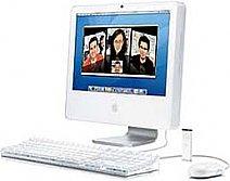 Apple iMac Aluminum Core 2 Duo 2.16 20 inch MA589LL