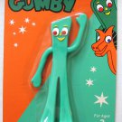 Flash LOT GUMBY Dolls 2 New in Package Bendable Poseable Toy Figurines Trivia Pack Stocking Stuffer