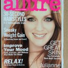 Allure Magazine Julianne Moore Back Issue February 2007 Love and Younger Men Improve Mood