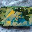 Vintage Cirque Du Soleil Tour Button Official 1990s