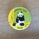 Vintage Pin London Zoo Panda Bear Pinback 1980s Authentic