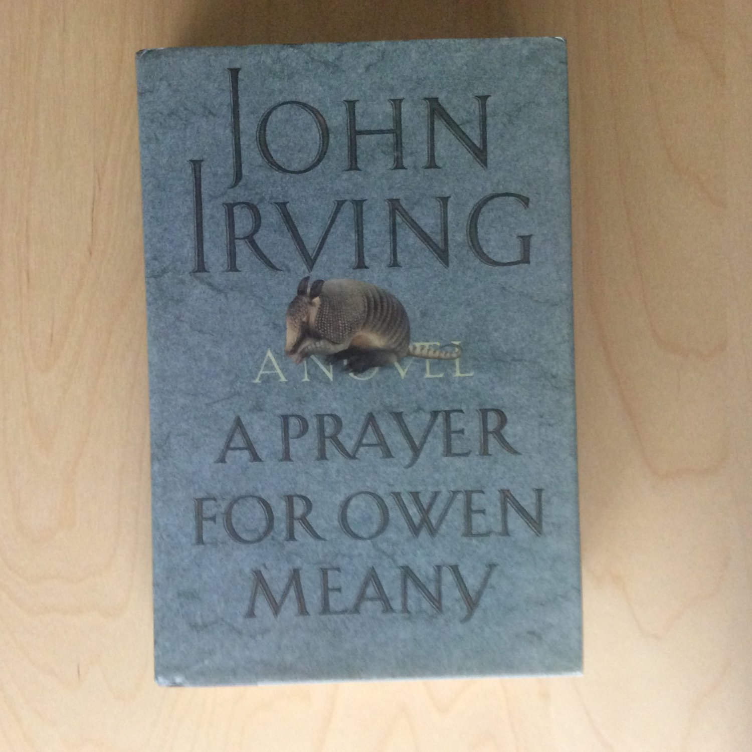 BOOK FIRST EDITION A Prayer for Owen Meany by John Irving 1989 Hardcover