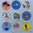 Vintage Stickers Sandra Boynton Stickers 80s Rat Race Chocolate Etc