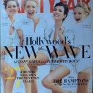 Vanity Fair Magazine August 2008 Hollywoods New Wave Blake Lively Kristen Stewart
