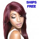 Red Carpet Synthetic Hair Lace Front Wig RCP789 PAIGE - 99J