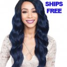 Bobbi Boss Synthetic Swiss Lace Front Wig - MLF200 CELESTE - #4