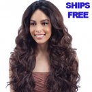 Model Model Synthetic Lace Front Wig SHAKIRA - OM430P