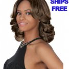 Zury Sis Synthetic Hair Swiss Lace Wig IVAN - SOM RT SELFIE