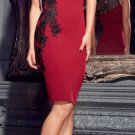 Cloverl Cheryl Bandage Bodycon Dress Free Global Shipping