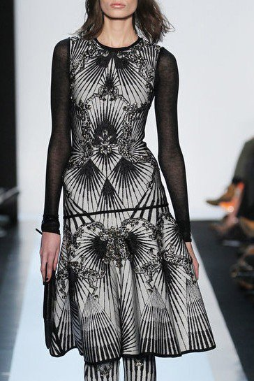 Cloverl Teri Long Sleeve Bandage Dress Free Global Shipping