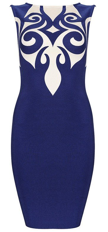 Cloverl Lane Bodycon Bandage Dress Free Global Shipping