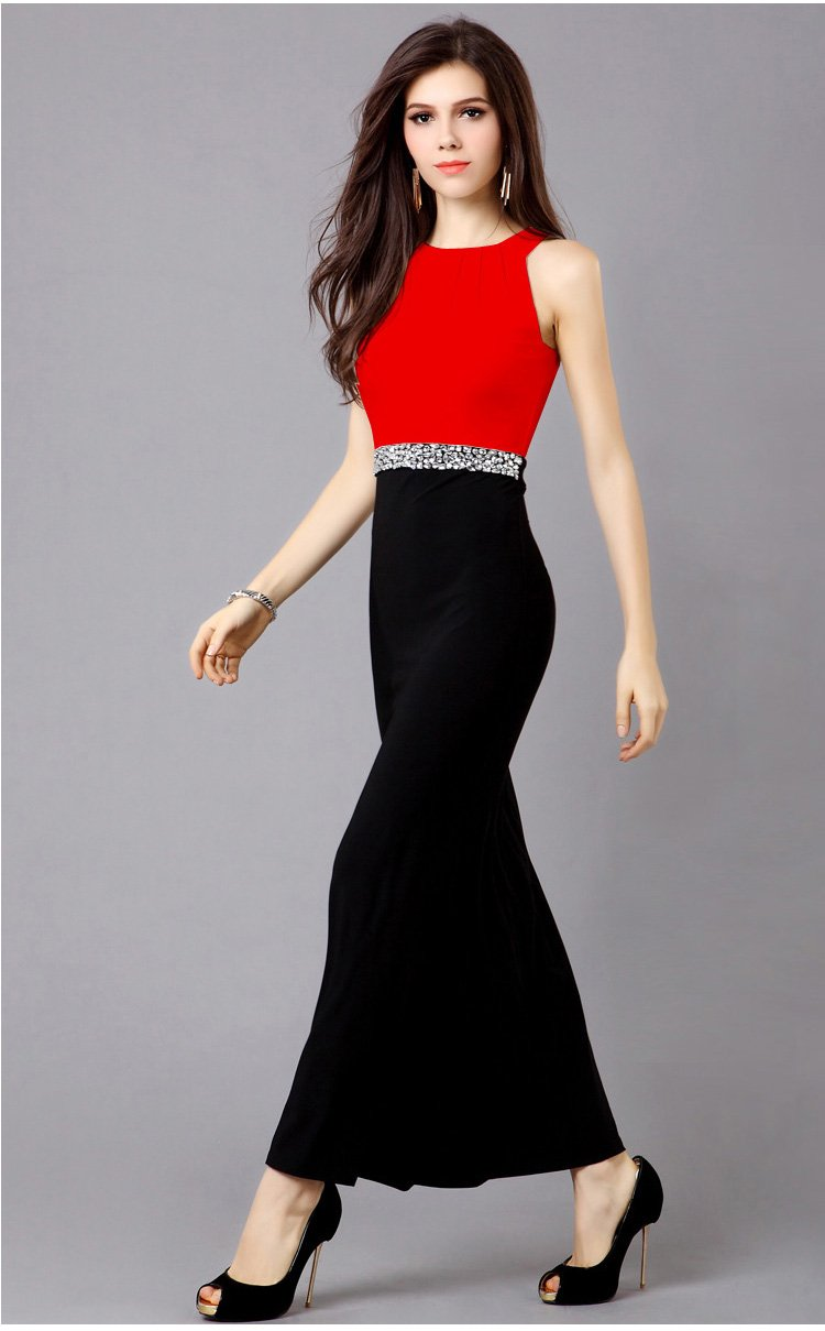 Cloverl Candace Evening Dress 3 Colors In Free Global Shipping