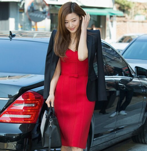Cloverl Nari Red little Butterfly Bow Bandage Dress Free Global Shipping