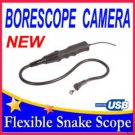 USB ENDOSCOPE BORESCOPE FLEXIBLE VIDEO SEE SNAKE SCOPE INSPECTION CAMERA