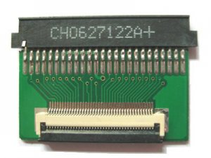 ZIF CE 1.8 Inch To Toshiba 1.8 Inch Adapter