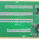 Desktop Mainboard Motherboard DDR2 DDR 2 3 & DDR3 Memory Slot Tester Checker