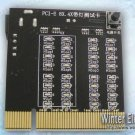 Desktop Mainboard Motherboard PCI-E PCI Express 8X 4X Slot Tester