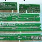 Desktop 184 pin DDR DDR2 Memory Memory AGP PCI PCIE PCI Express Slot Tester