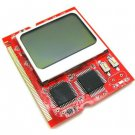LCD Display Mini PCI Interface PC Computer Motherboard Analyzer Tester Diagnostic Debug POST Card