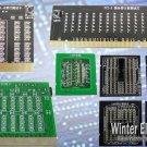 Desktop Server 1366 CPU Socket Card Slot LED Tester Kits
