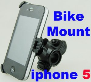 Bike bicycle Motor handlebar mount holder for Apple iPhone 5 Mobile phone