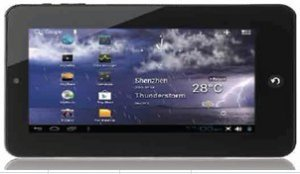7 Inch TFT Resistive Touch Screen Android 4.0 System 4GB MID Tablet Mini Portable PC WIFI