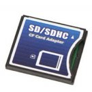High Speed SD/SDHC/SDXC to CompactFlash CF Type II Card Adapter Support UDMA