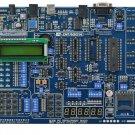 PIC Microchip MCU QL200 Development Board USB Programmer Kit RS232 Cable 16F877A Chip 1602 LCD