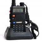 Portable Walkie Talkie 5W 128 CH Channel Handheld Mobile 2 Way Radio UHF VHF TMF Keypad
