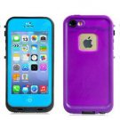 Waterproof Shockproof Protective Case Protector bumps 2 pieces Set for iPhone 5S 5
