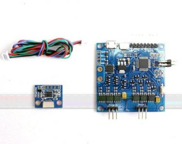 BGC 3.1 MOS Large Current Two-axis Brushless Gimbal Controller Board Driver
