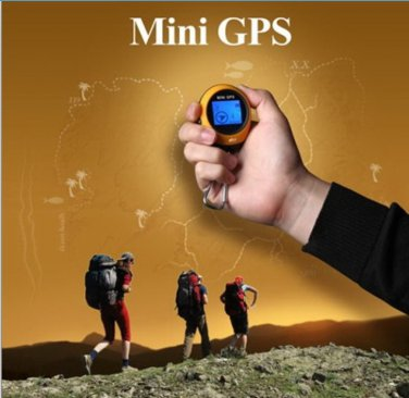 Portable Handheld GPS Navigation Location Finder Exploration Camping Climbing