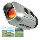 Digital 7x Golf Range Golfer Zoom Finder Golf Scope Golfscope Yards Measure Distance