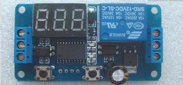 LED Display Digital Delay Timer countdown display Control Switch Module PLC Automation Board