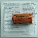 2Pcs SANYO CR17335 3V PLC Battery W/tabs For timer W/2P